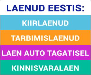 Laenud Eestis